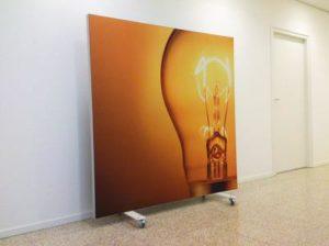 Roomdivider met fotoprint