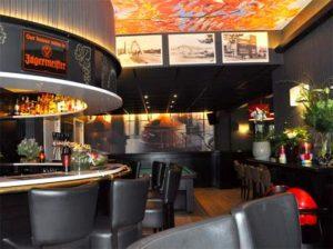 Akoestiek wandpanelen Bar Lounge