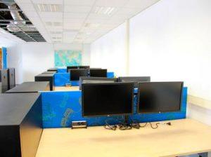 Arbeitsplatzabschirmung ICT