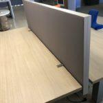 Bureauscherm deskdivider