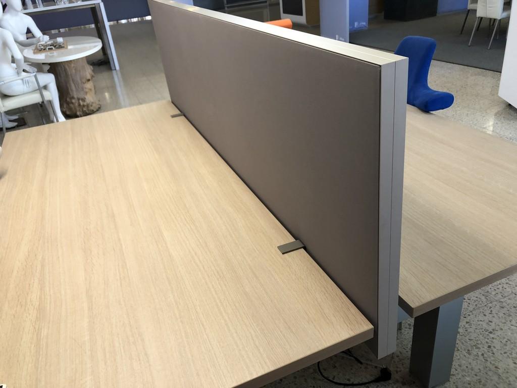 Schreibtischtrennwand Schreibtischteiler