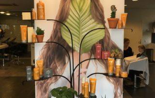 Fotopaneel textieldoek kuypers hair&wellness