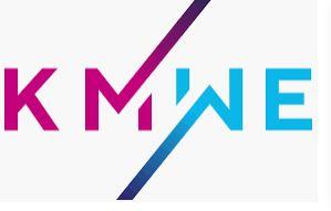 KMWE logo